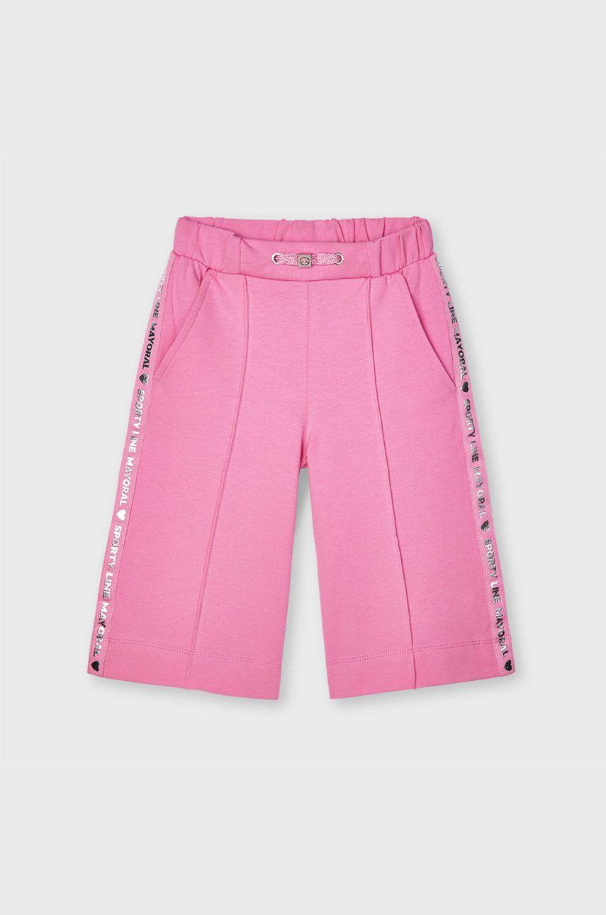 Mayoral - Pantaloni copii answear.ro