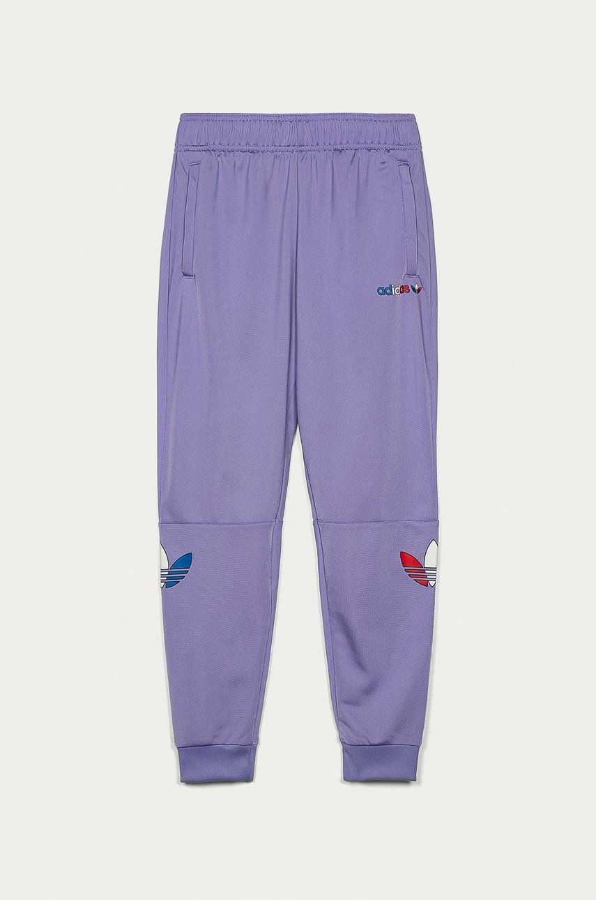 adidas Originals - Pantaloni copii 140-176 cm imagine answear.ro
