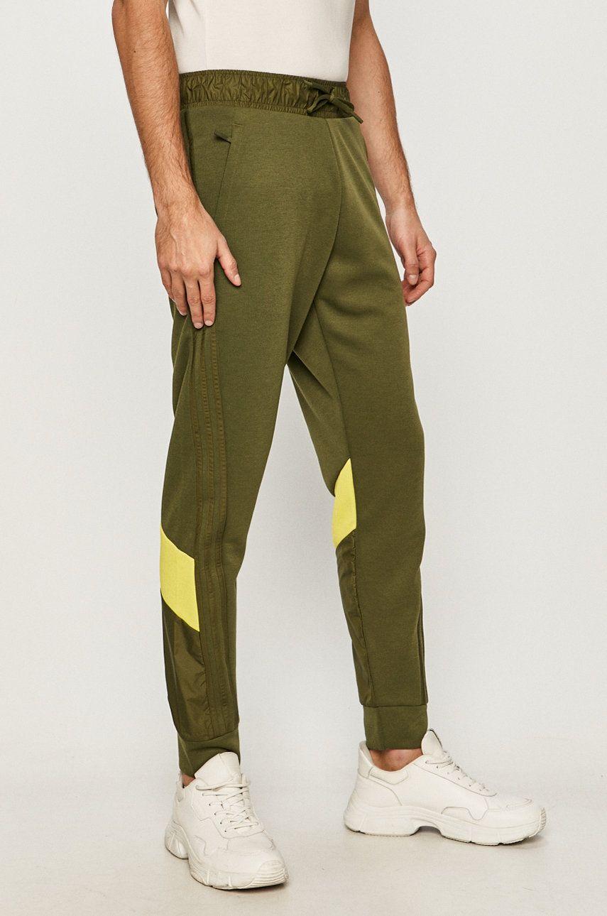 adidas Performance - Pantaloni answear.ro