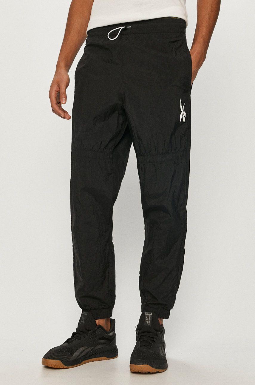 Reebok - Pantaloni answear.ro