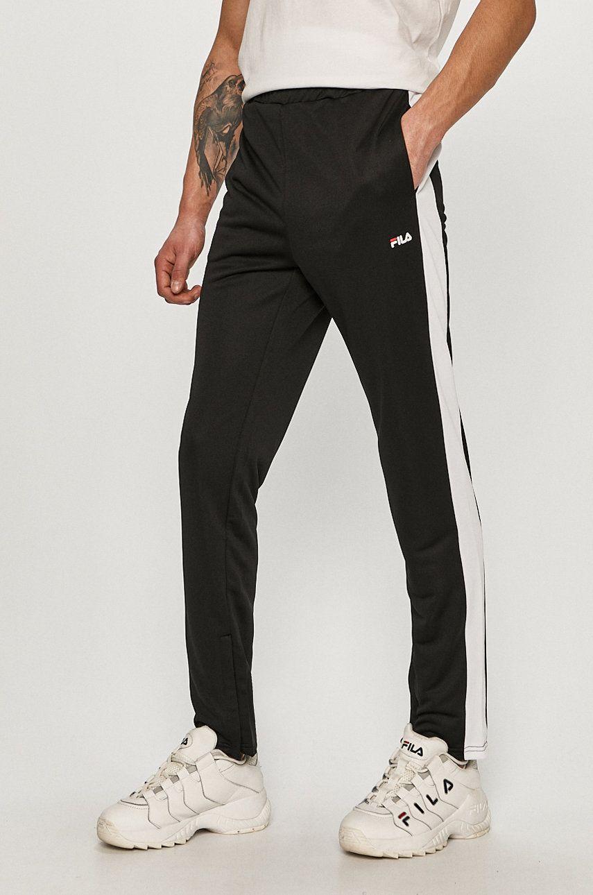 Fila - Pantaloni imagine answear.ro