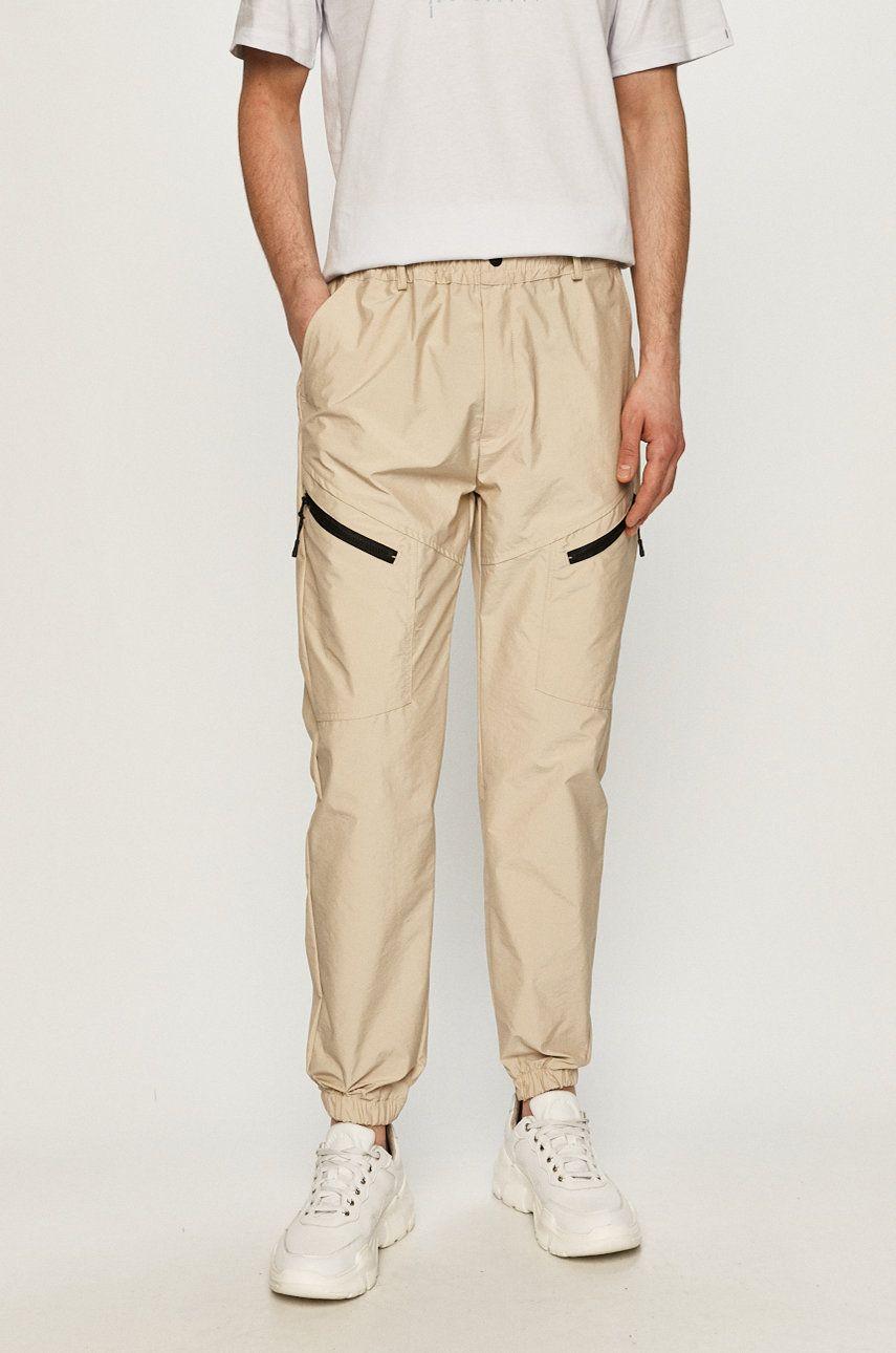 Caterpillar - Pantaloni imagine answear.ro