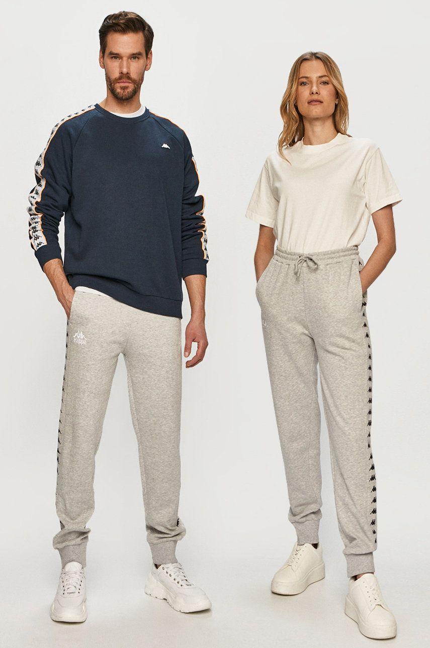 Kappa - Pantaloni poza answear