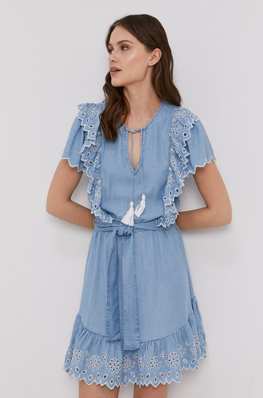 Pepe Jeans - Rochie Tamy
