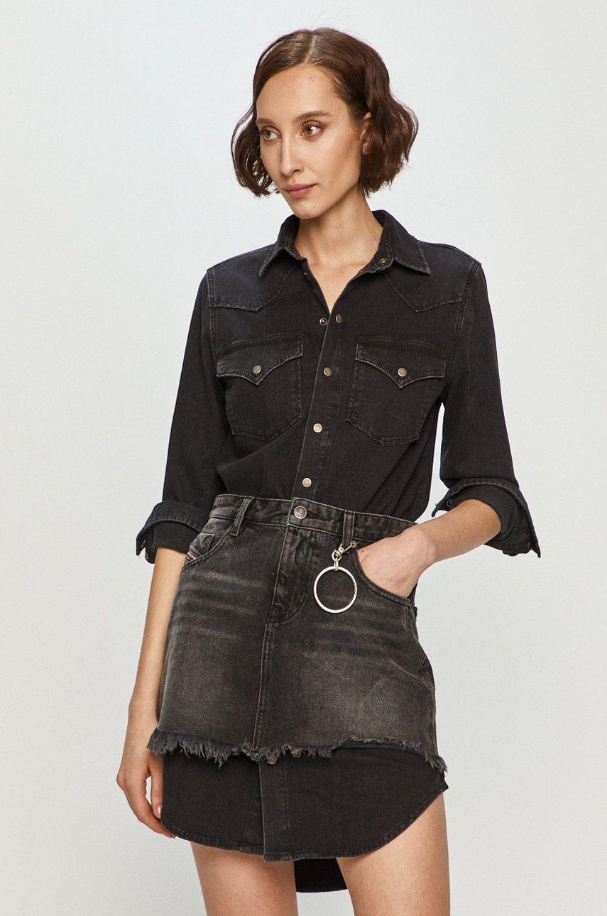 Diesel - Rochie jeans de la Diesel