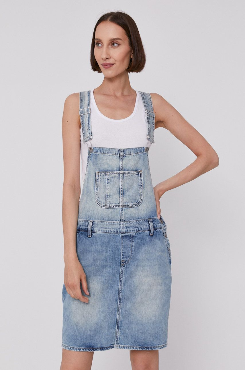 Mustang - Rochie jeans