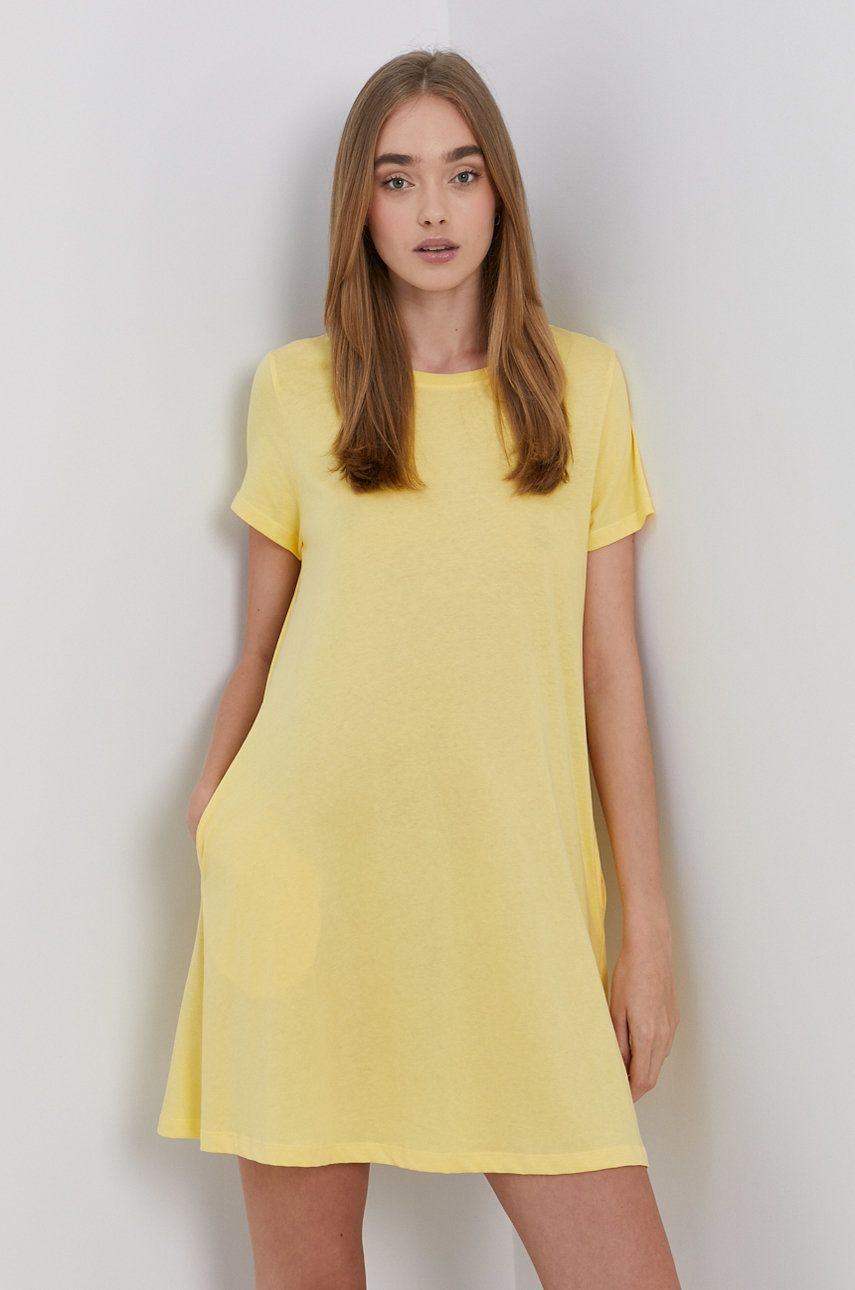 Only - Rochie din bumbac