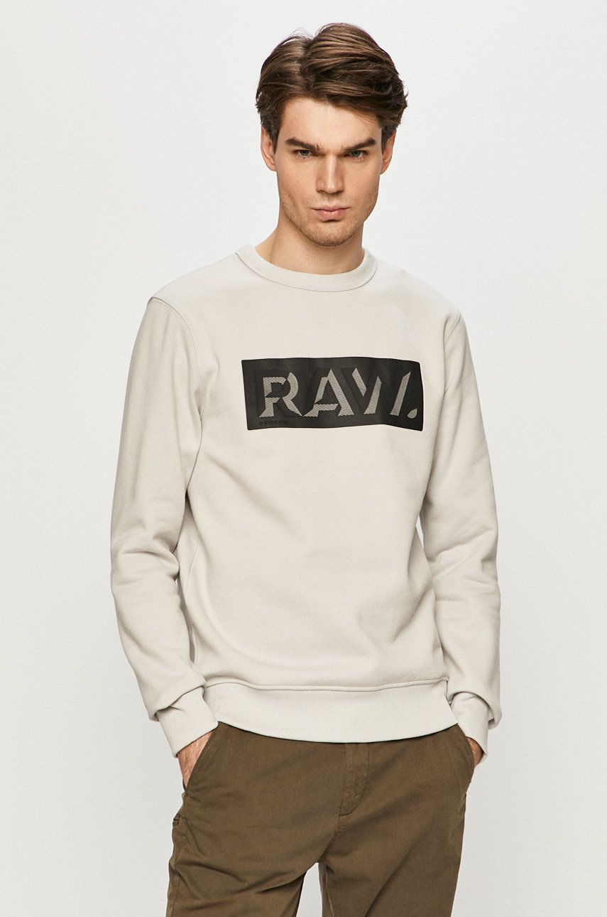G-Star Raw - Bluza poza answear