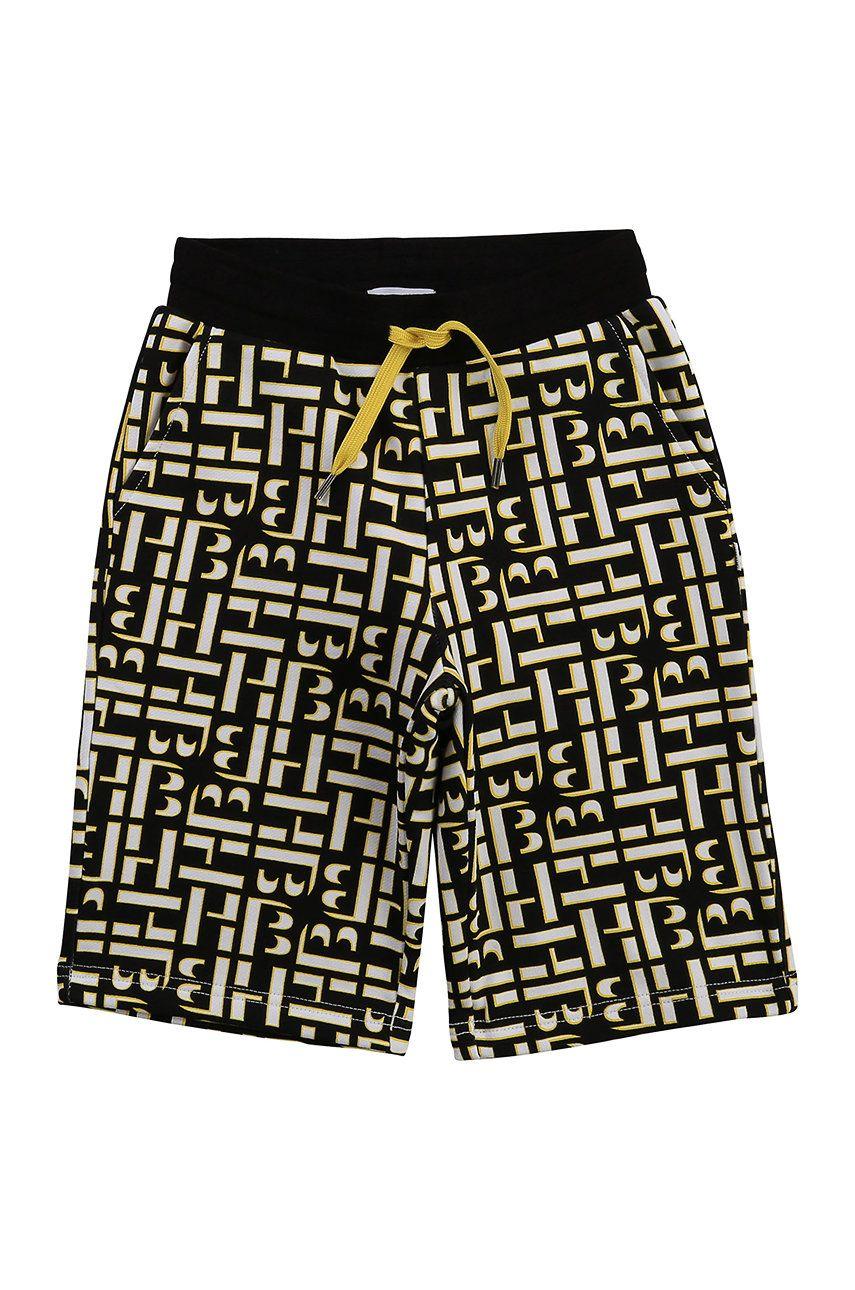 Boss - Pantaloni scurti copii answear.ro