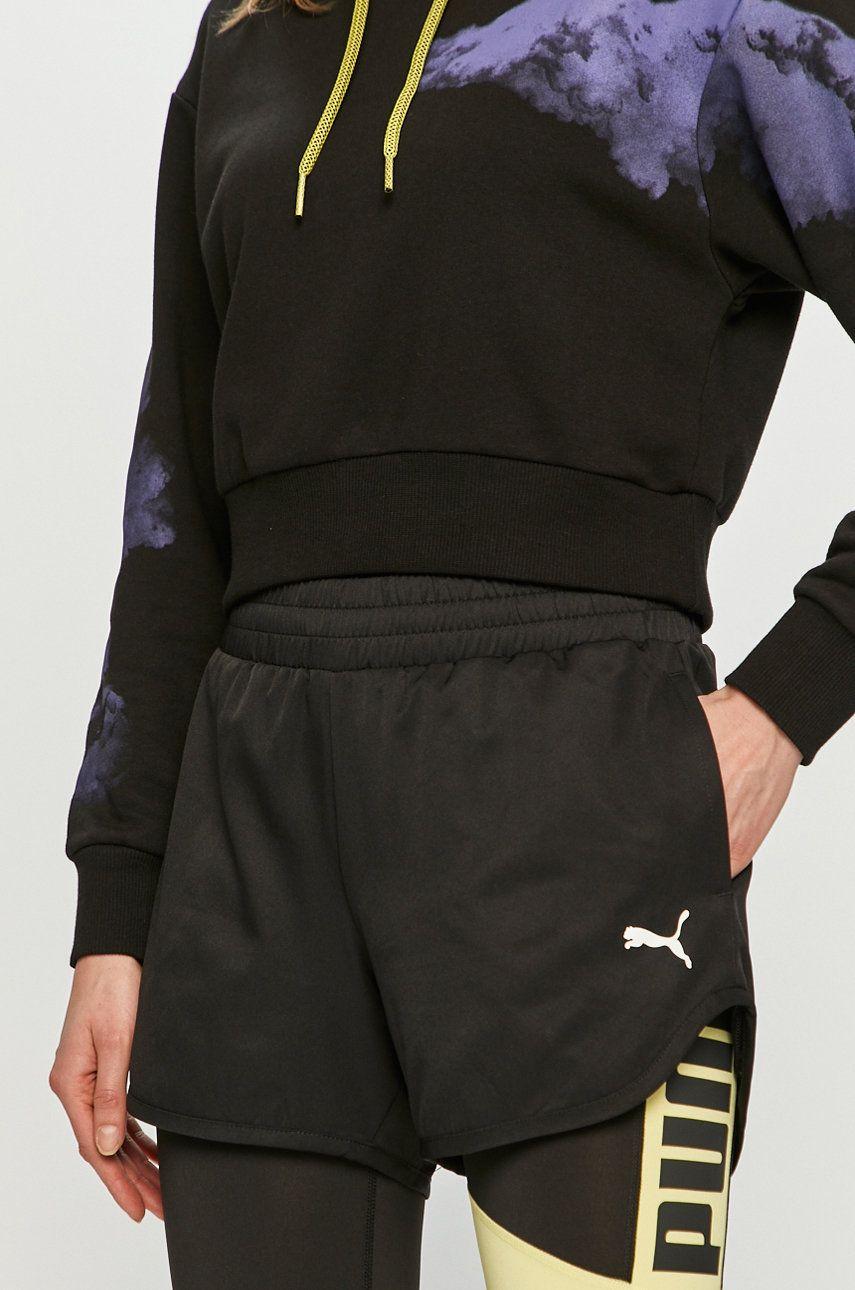 Puma - Pantaloni scurti imagine answear.ro 2021