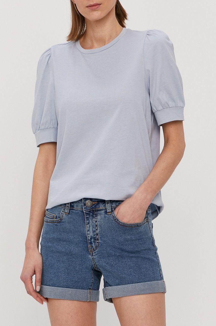 Noisy May - Pantaloni scurti jeans answear.ro