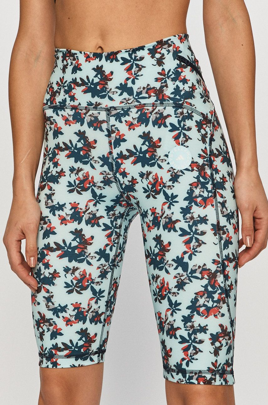 adidas by Stella McCartney - Pantaloni scurti imagine answear.ro