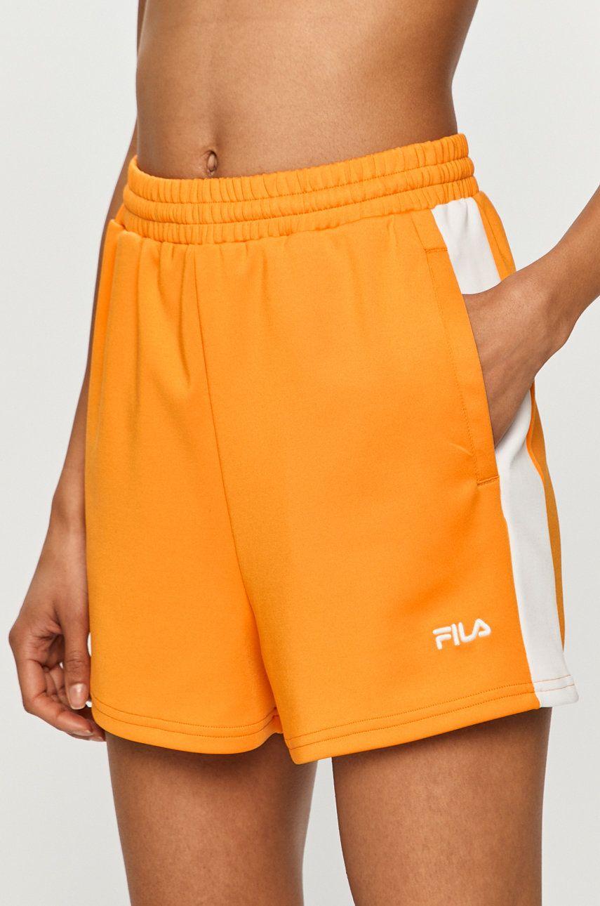 Fila - Pantaloni scurti imagine answear.ro 2021