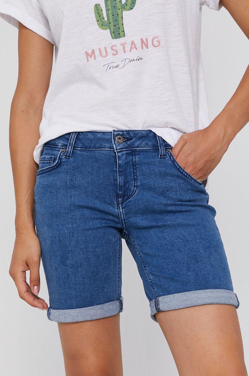 Mustang - Pantaloni scurti jeans