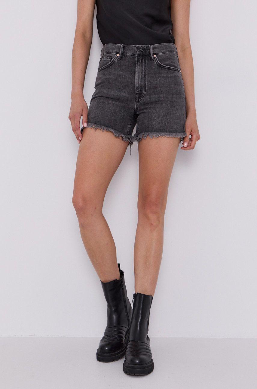 AllSaints - Pantaloni scurti jeans