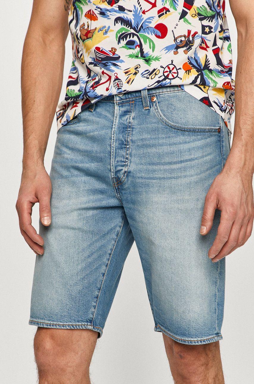 Levi's - Pantaloni scurti jeans imagine