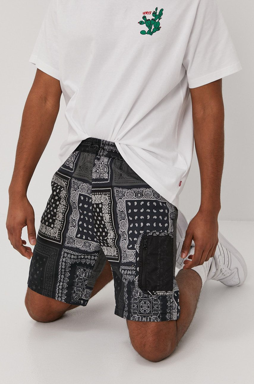 Levi's - Pantaloni scurti imagine answear.ro 2021