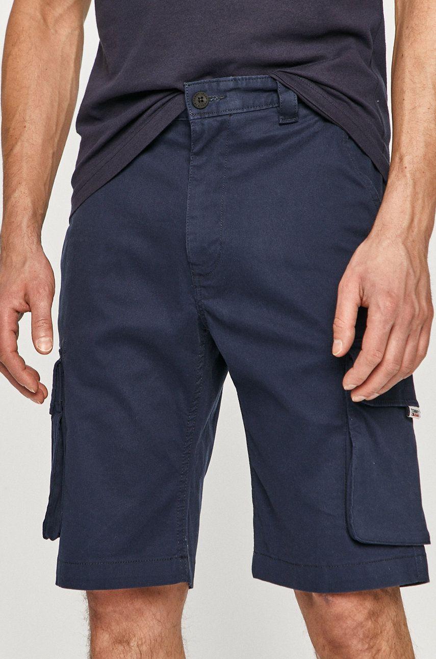 Tommy Jeans - Pantaloni scurti imagine answear.ro 2021