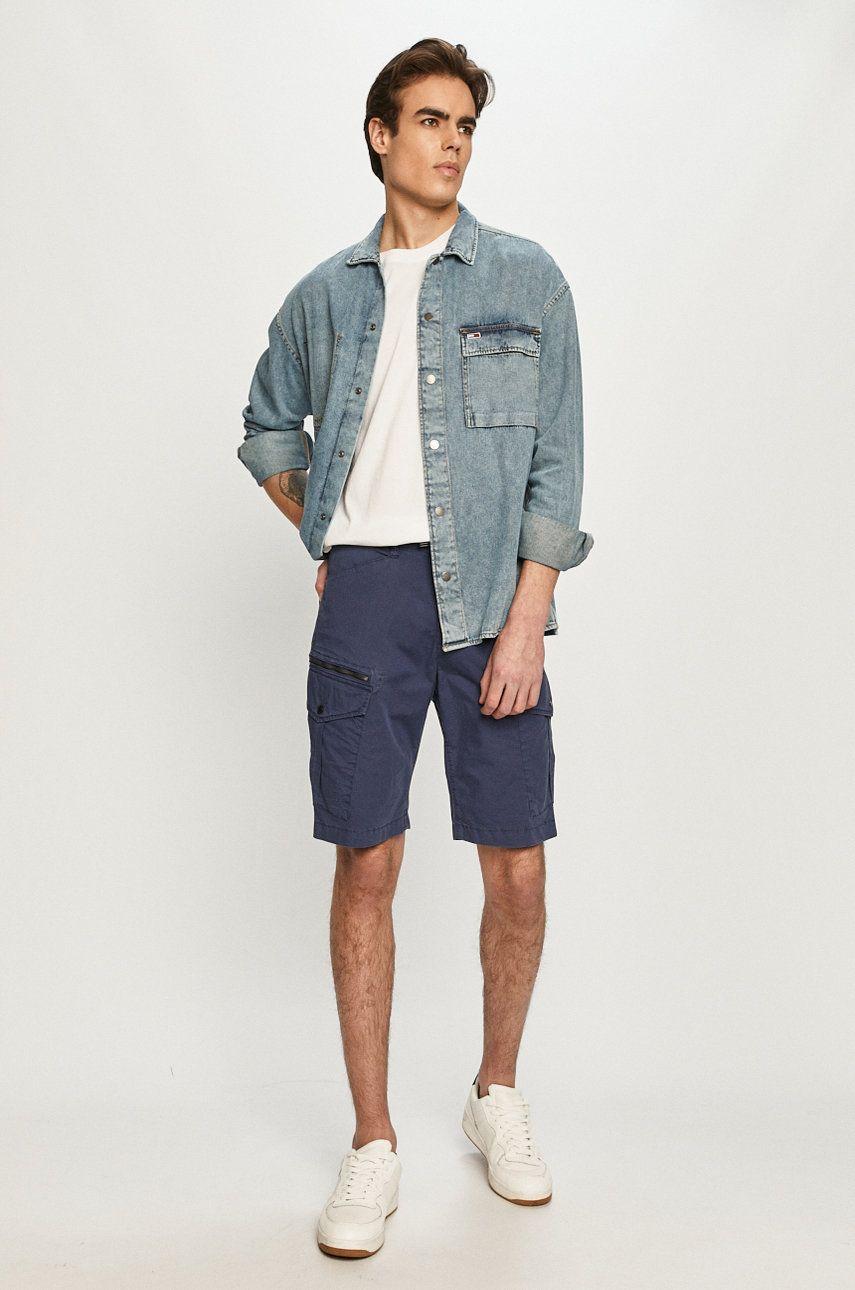Pepe Jeans - Pantaloni scurti Expedit short answear.ro