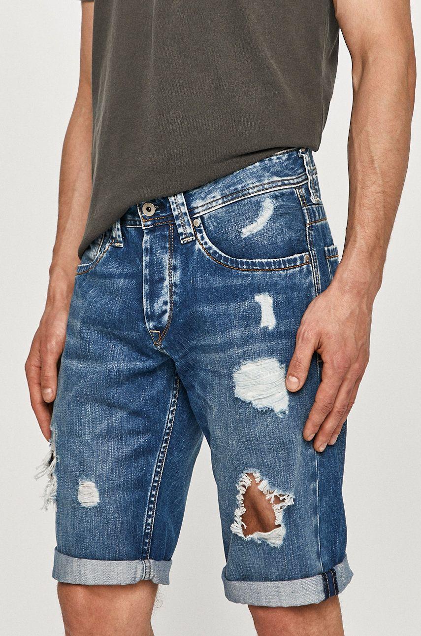 Pepe Jeans - Pantaloni scurti jeans Cash imagine