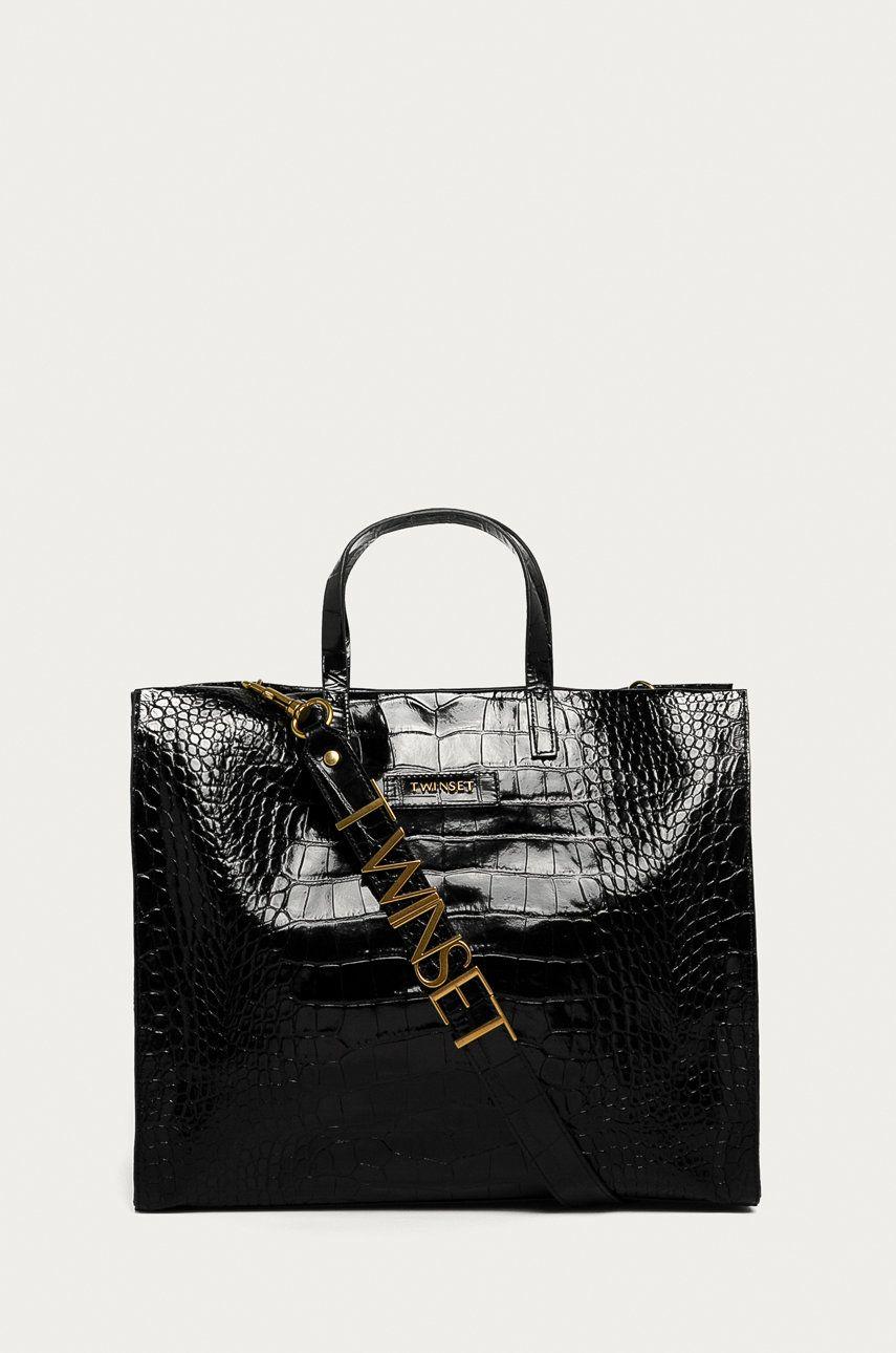 Twinset - Kožená kabelka