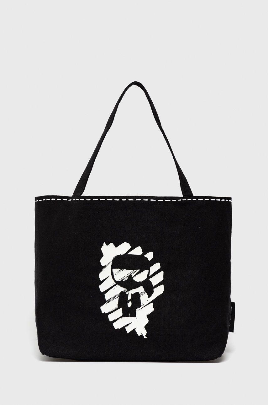 Karl Lagerfeld - Poseta