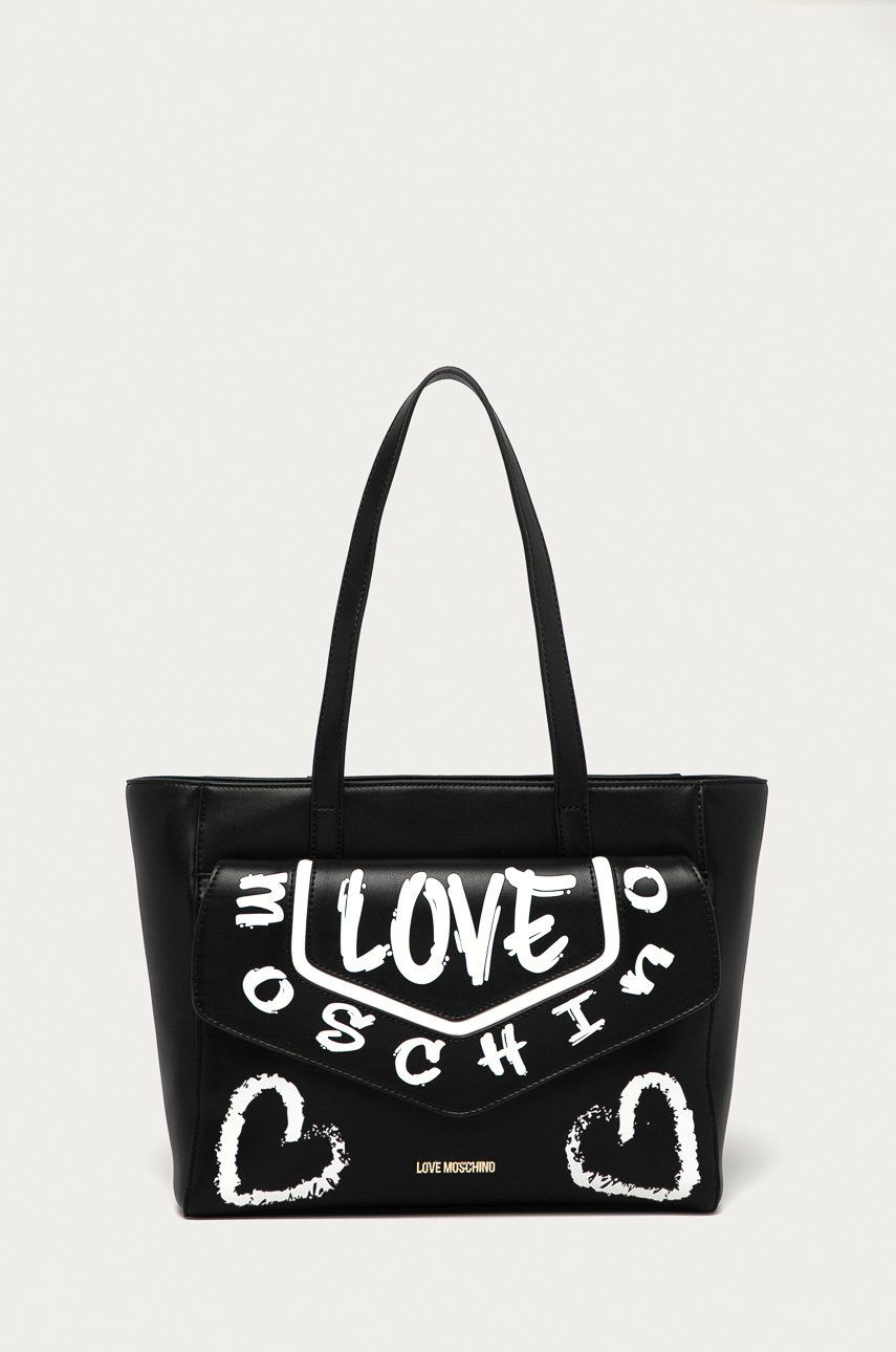 Love Moschino - Poseta answear.ro