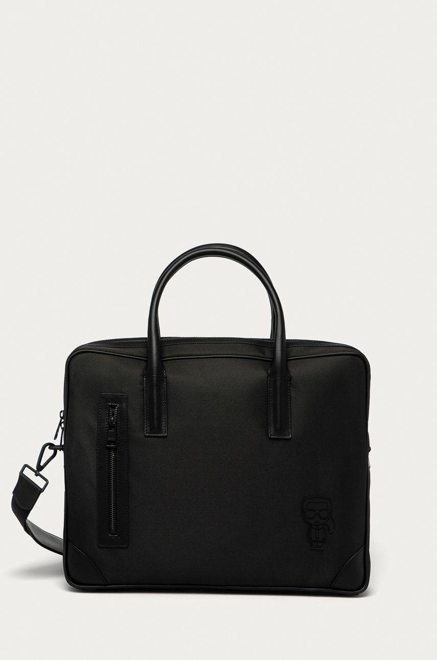 Karl Lagerfeld - Geanta imagine answear.ro