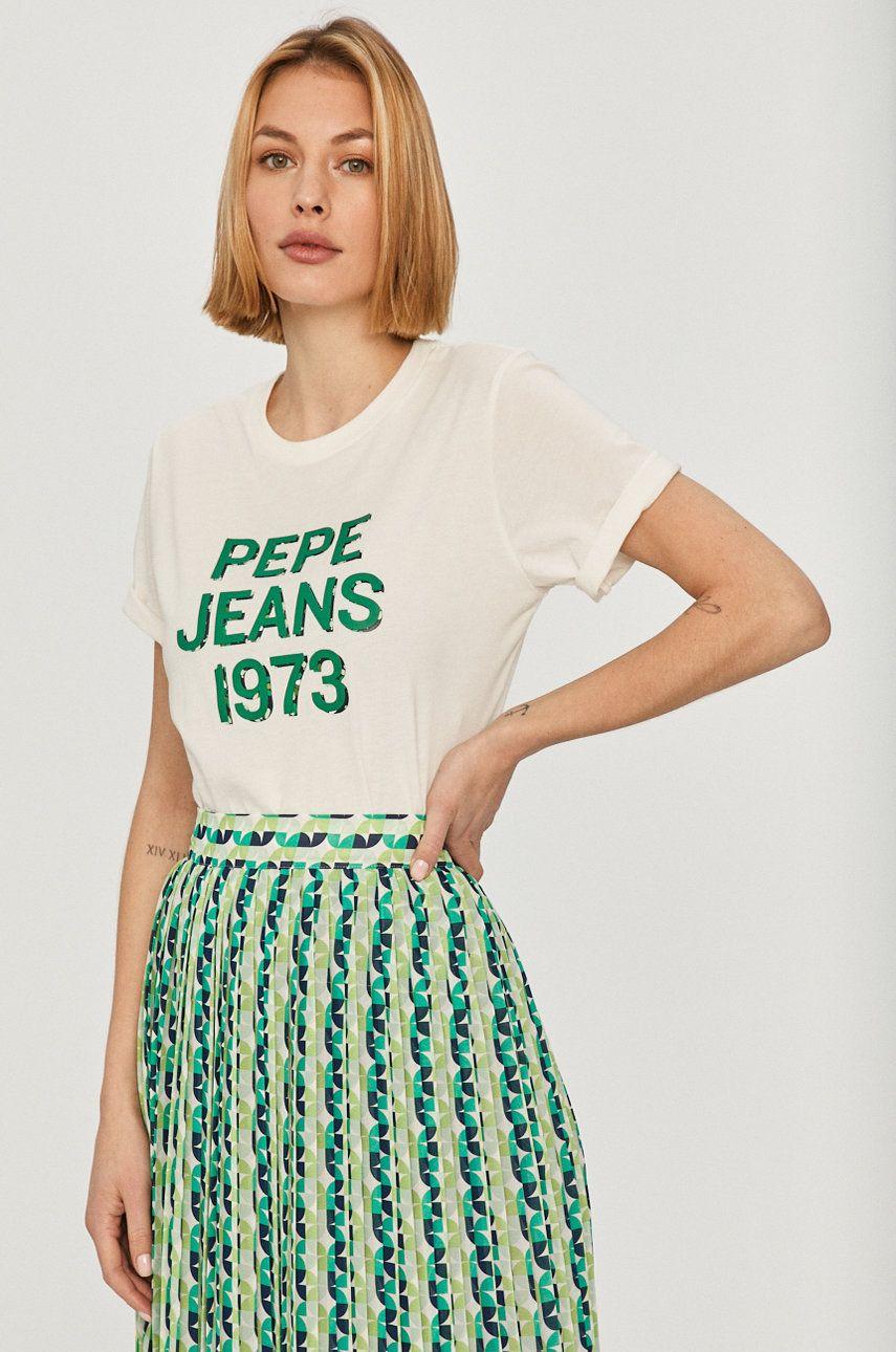 Pepe Jeans - Tricou Ashley