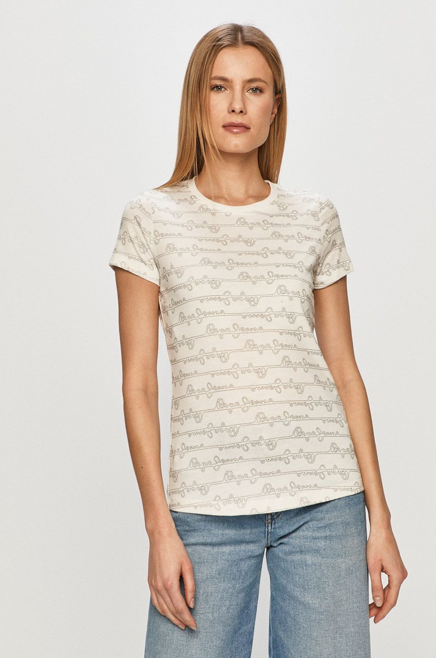 Pepe Jeans - Tricou Cecile imagine