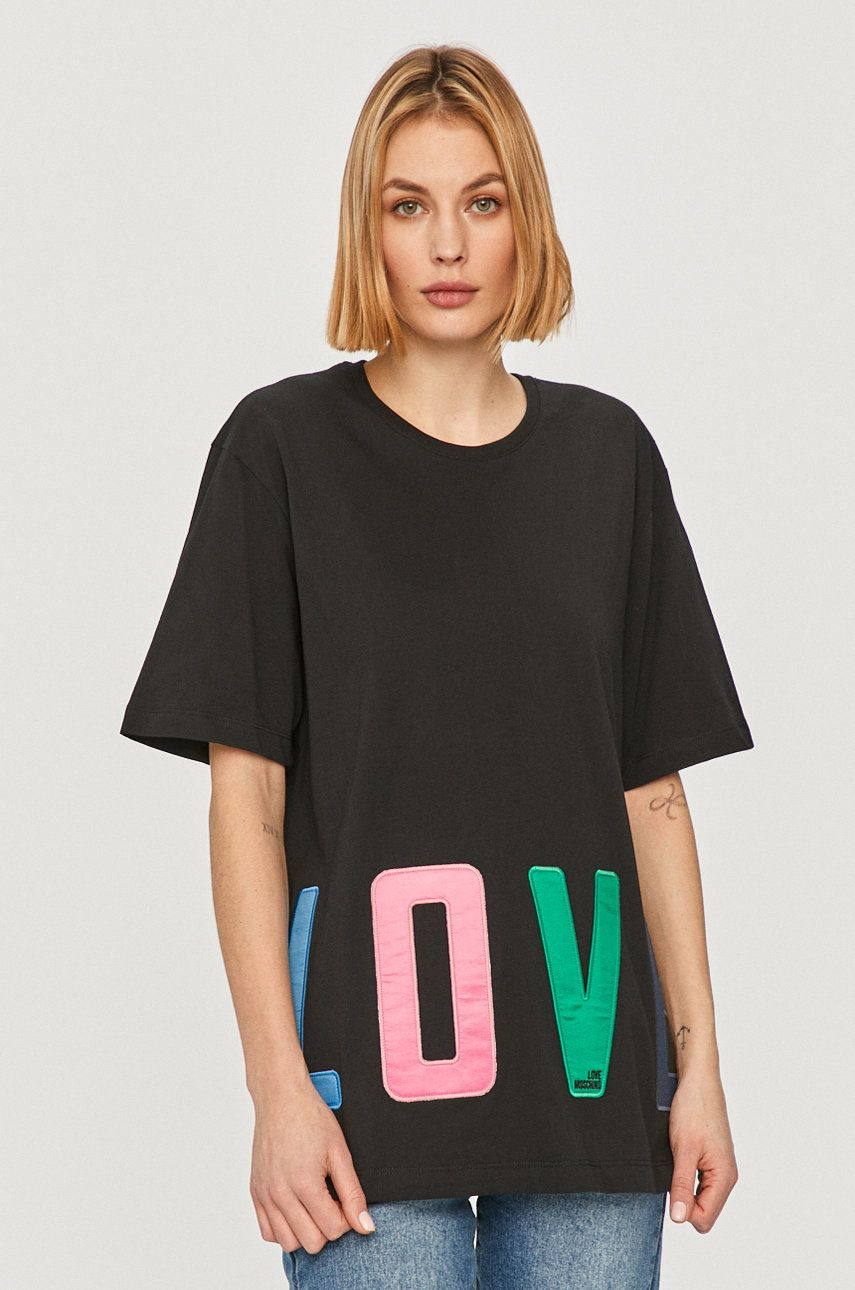 Love Moschino - Tricou answear.ro