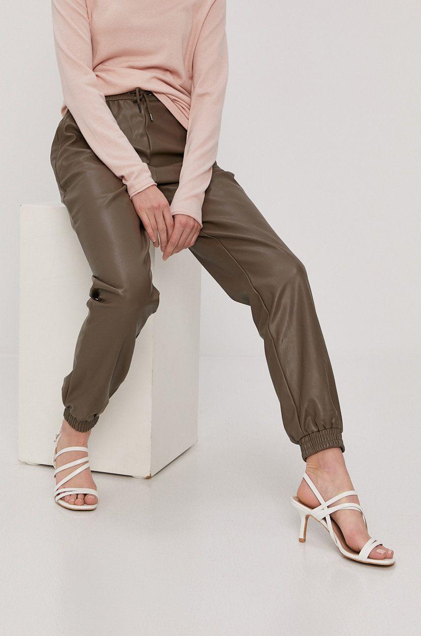 Vero Moda - Pantaloni imagine answear.ro