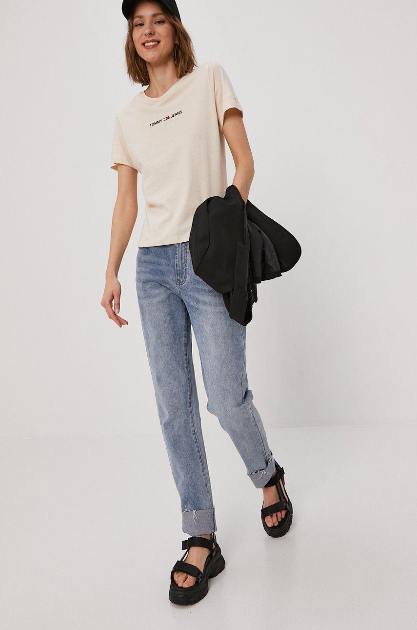 Tommy Jeans - Tricou answear.ro