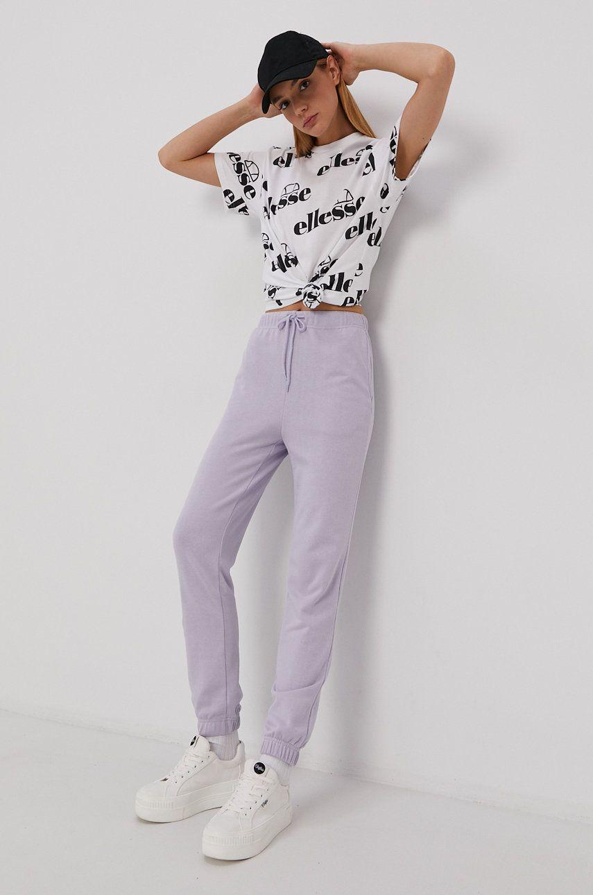 Ellesse - T-shirt bawełniany