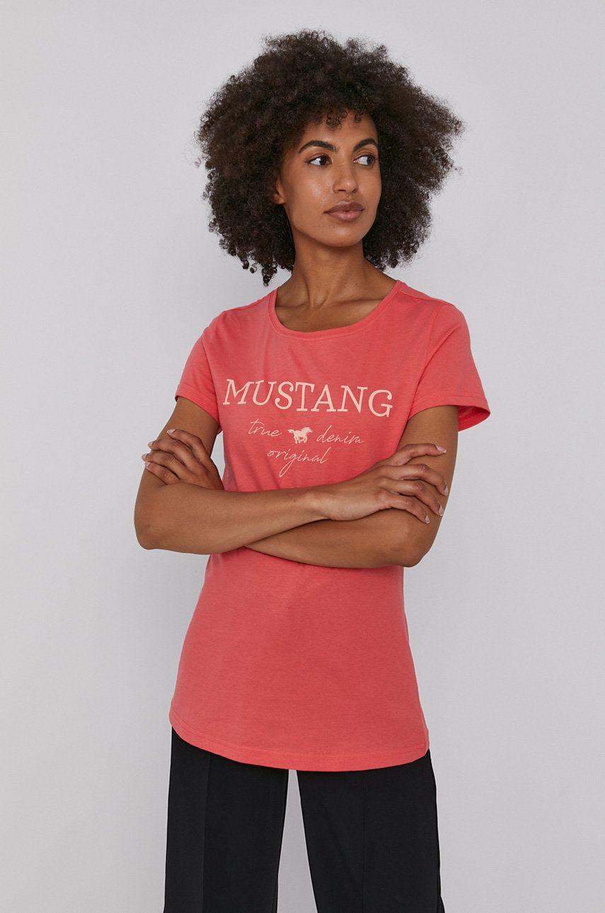 Mustang - Tricou din bumbac