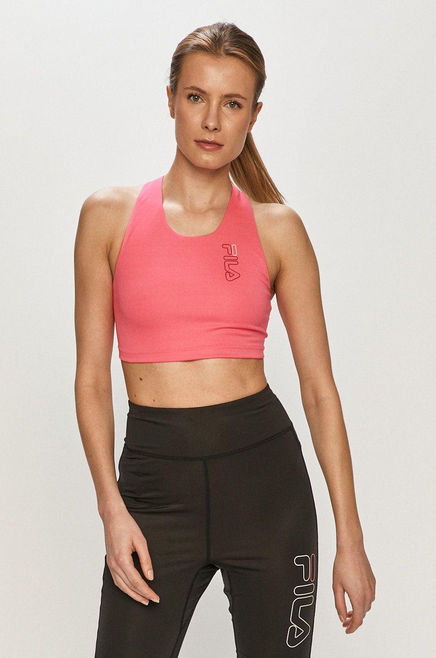 Fila - Sutien sport imagine answear.ro 2021