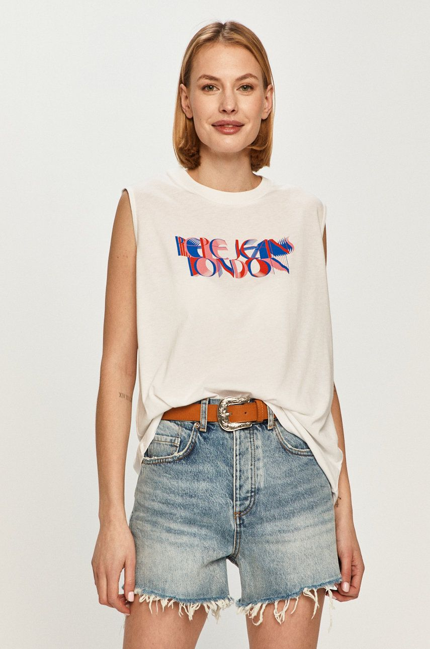 Pepe Jeans - Top Agnes