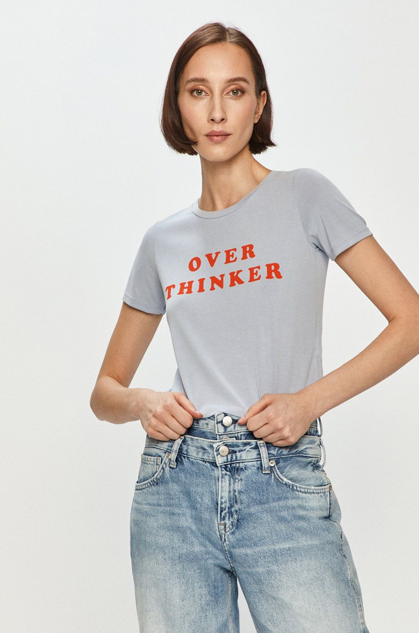 Pepe Jeans - Tricou Sarah x Dua Lipa