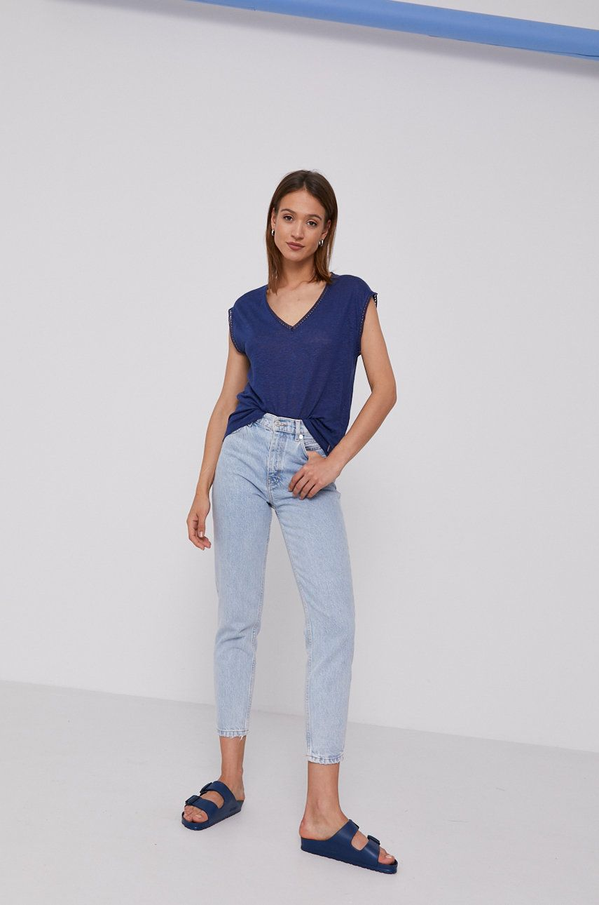 Pepe Jeans - Tricou Clementine