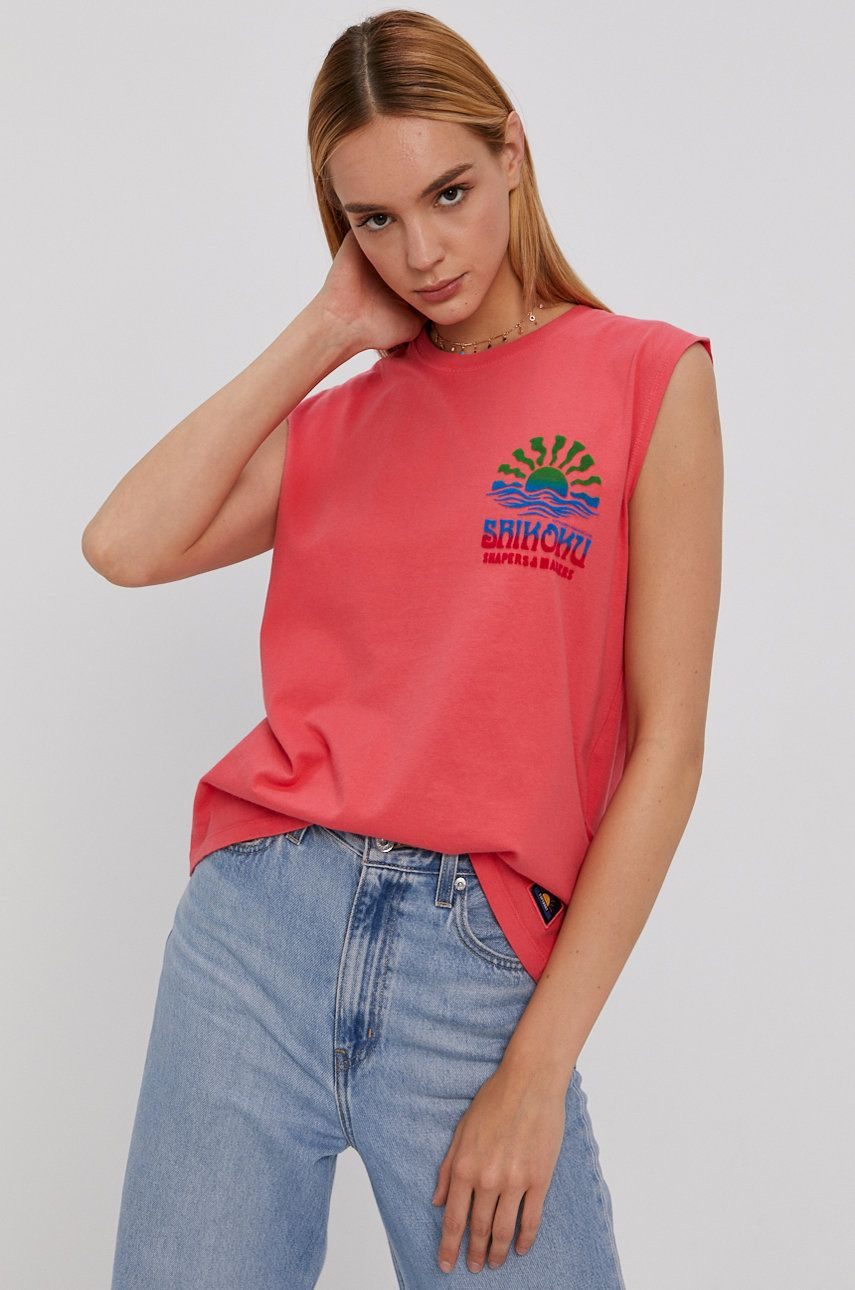 Superdry - Tricou din bumbac