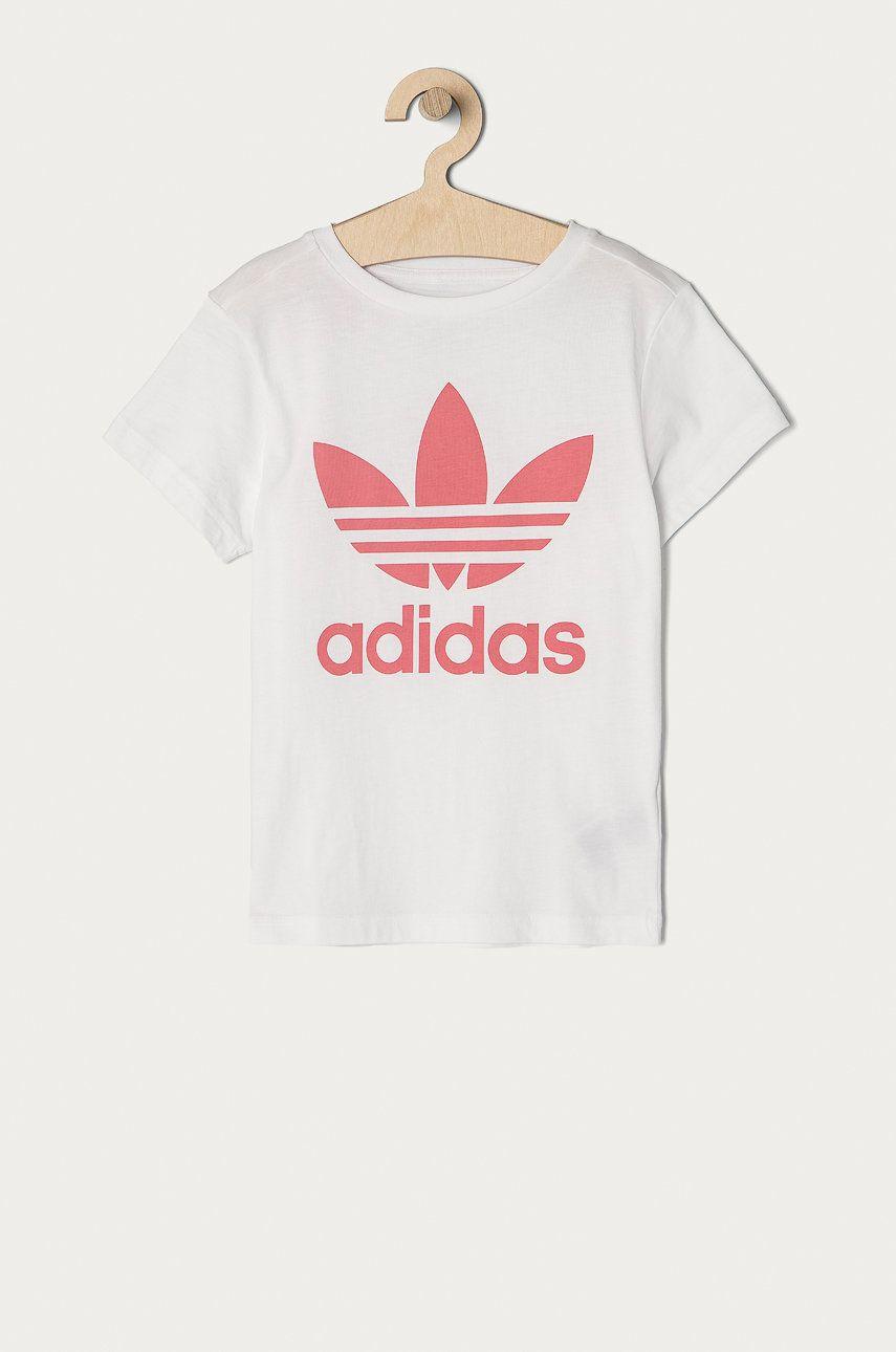 adidas Originals - Tricou copii 128-176 cm imagine answear.ro 2021