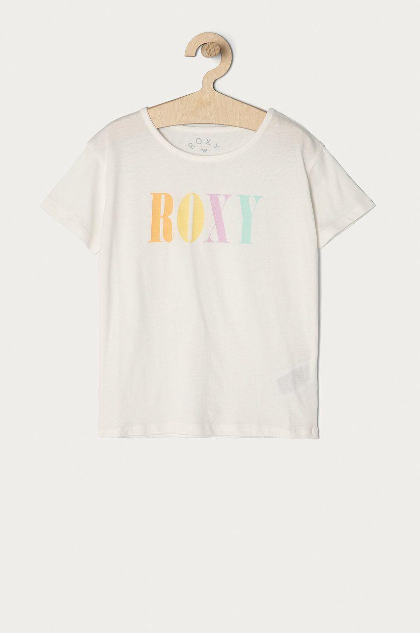 Roxy - Tricou 104-176 cm. imagine answear.ro 2021