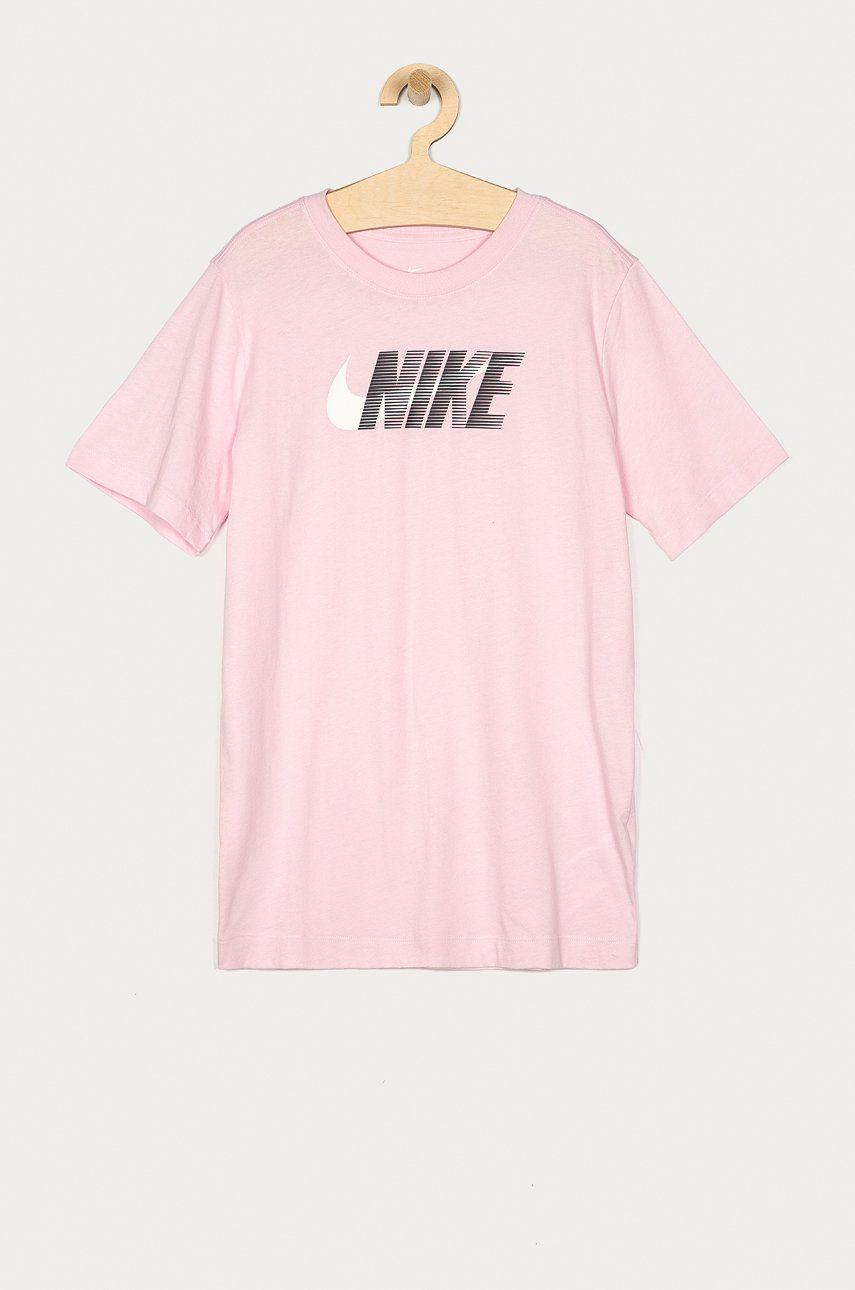Nike Kids - Tricou copii 128-170 cm imagine answear.ro 2021
