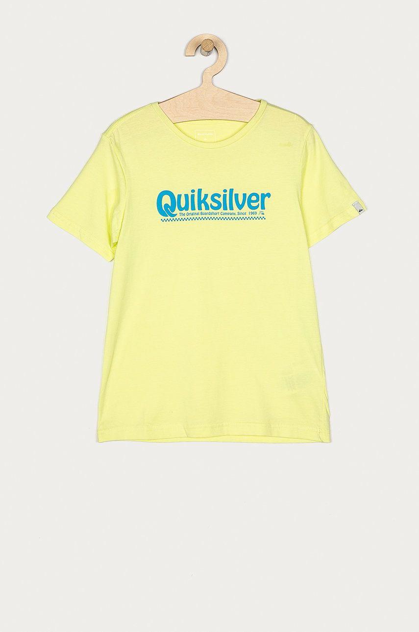 Quiksilver - Tricou copii 128-172 cm imagine