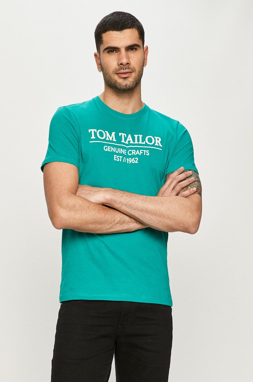 Tom Tailor - Tricou imagine