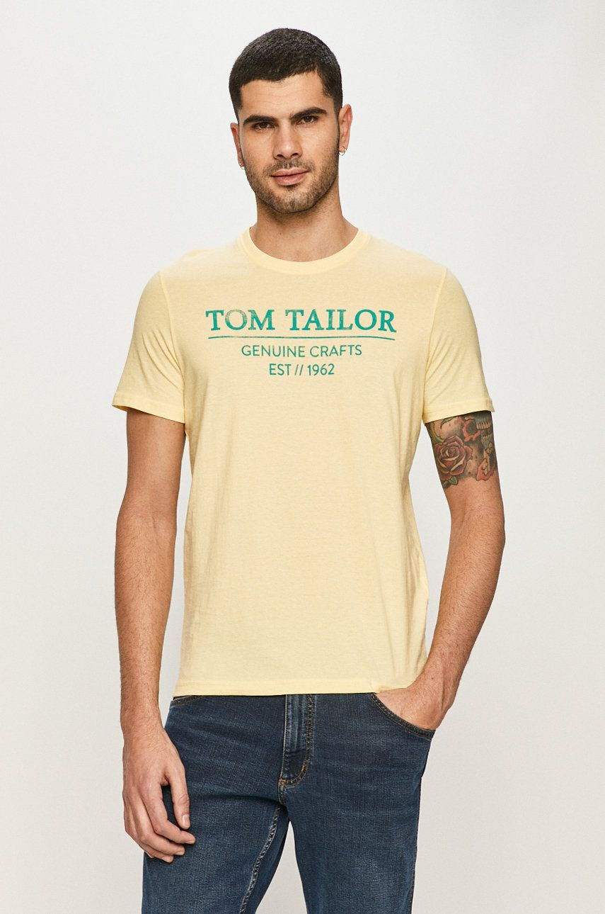 Tom Tailor - Tricou imagine