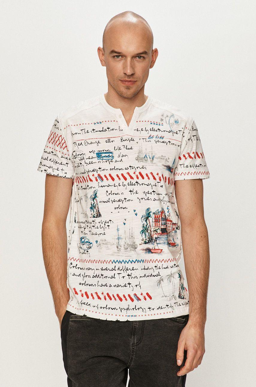 Desigual - Tricou answear.ro