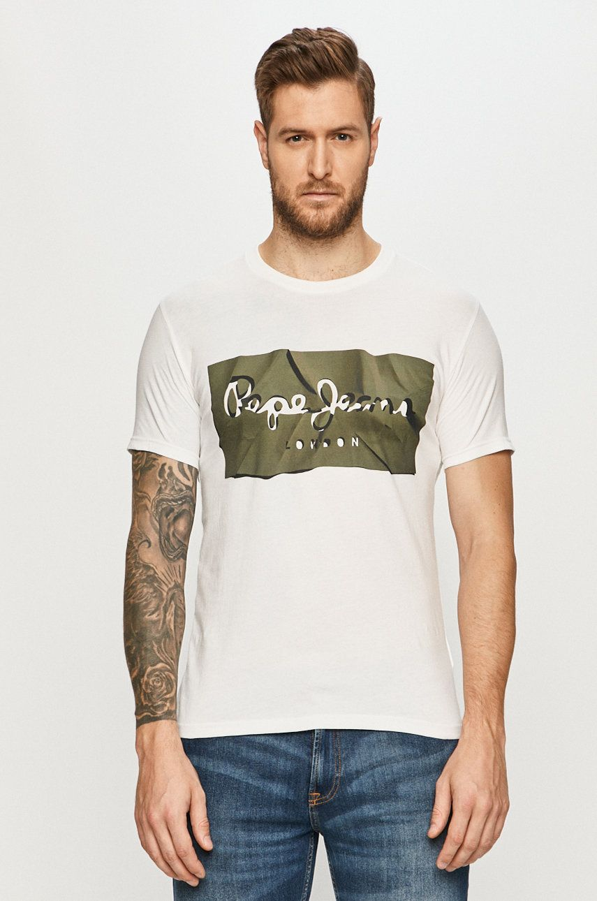 Pepe Jeans - Tricou Raury imagine