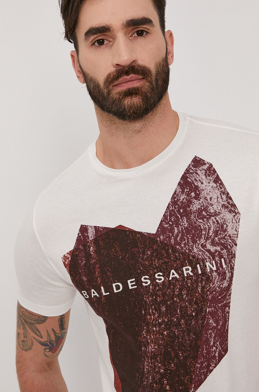 Baldessarini - Tricou imagine answear.ro