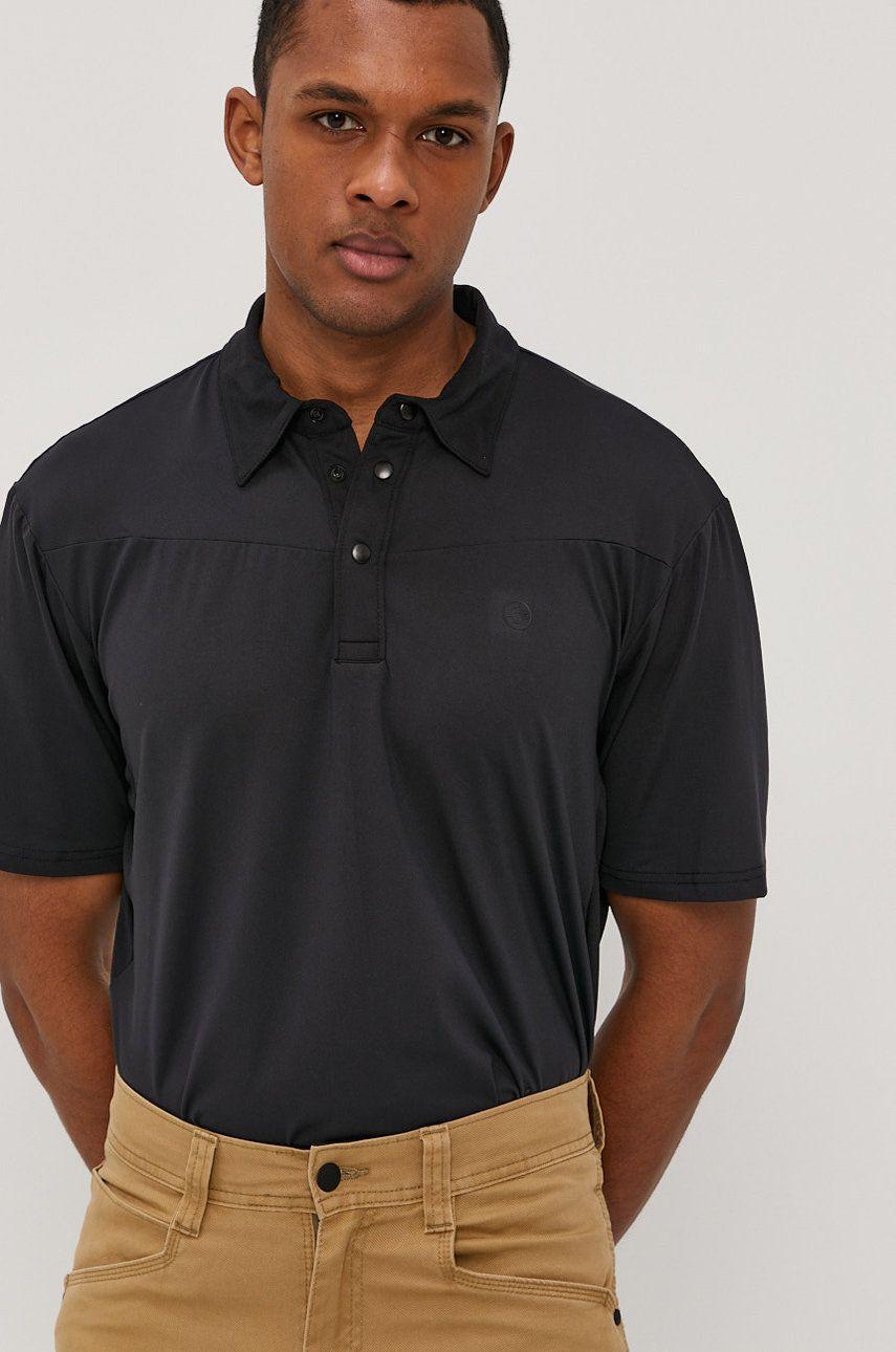 Wrangler - Tricou Polo ATG imagine answear.ro